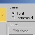 Linear controller ,Incremental and total option