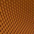 Undulating brick wall